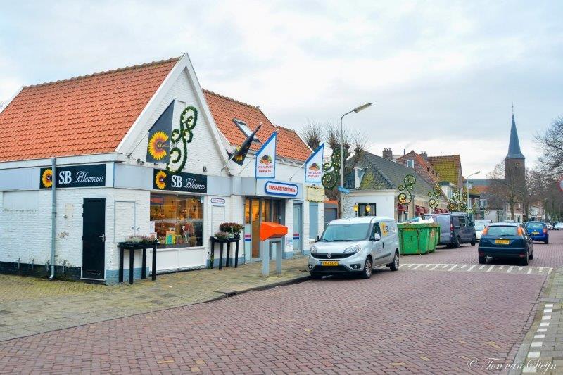 Geldautomaat Rabobank Driehuis naar Versmarkt