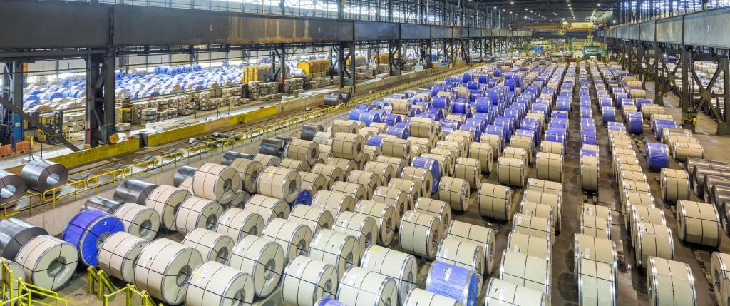 Amerikaanse bedrijven afhankelijk van producten Tata Steel