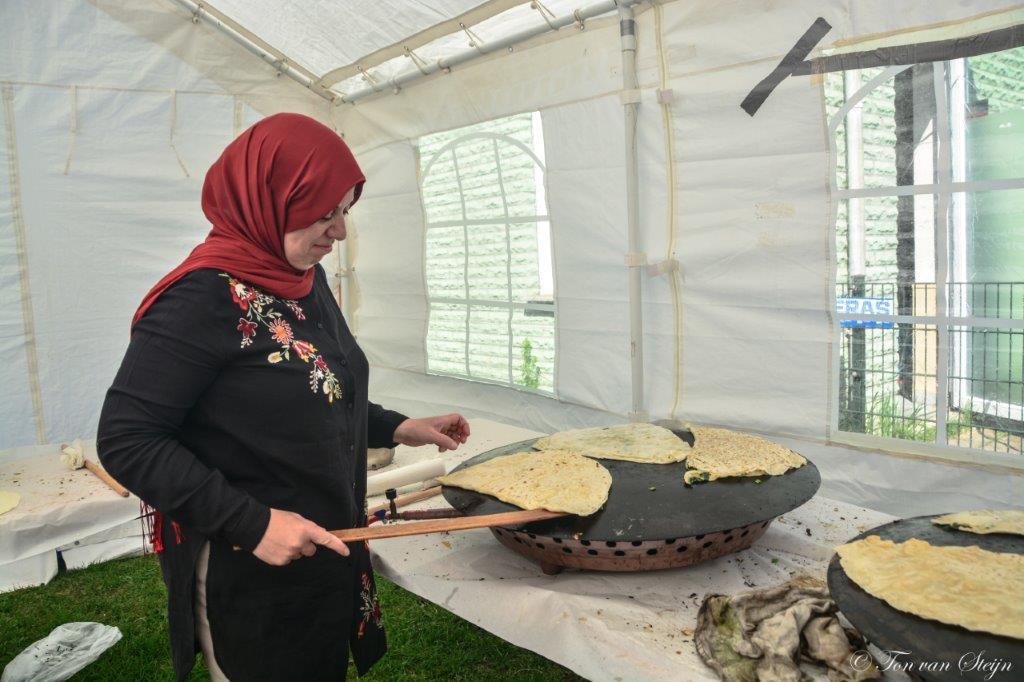 Cultuur en Foodfestival Kuba Moskee