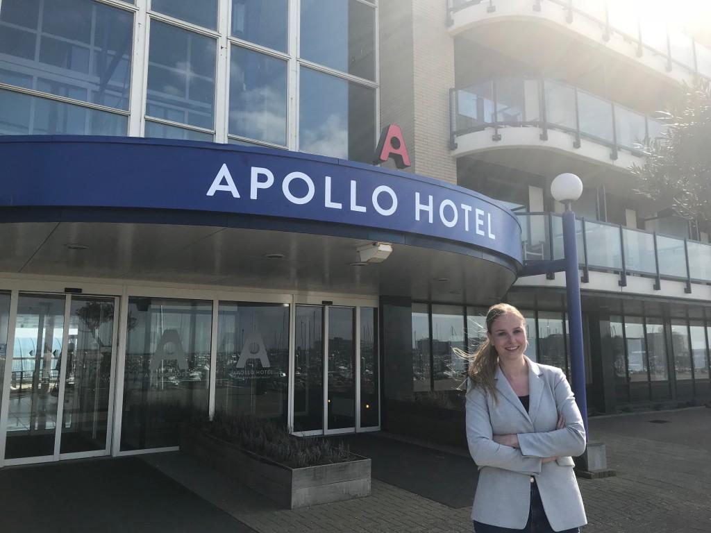 Een nieuwe manager voor het Apollo Hotel IJmuiden