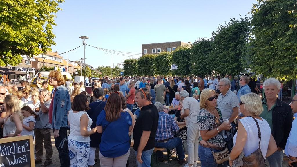 Santpoort Food Fest op zaterdag 9 juni