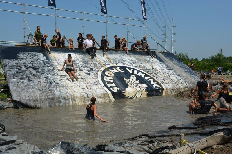 Family Challence  Obstacle Run Spaarnwoude