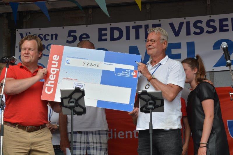 Opbrengst Vissenloop 47.500 euro!