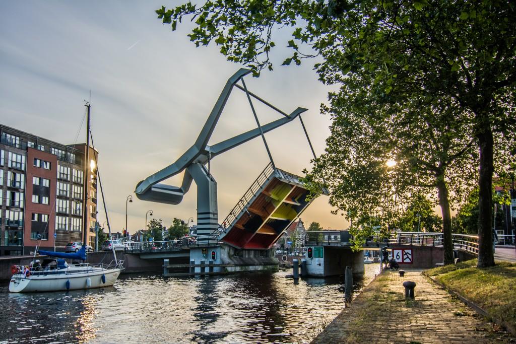 App voor vaarwegen en bruggen in Noord-Holland
