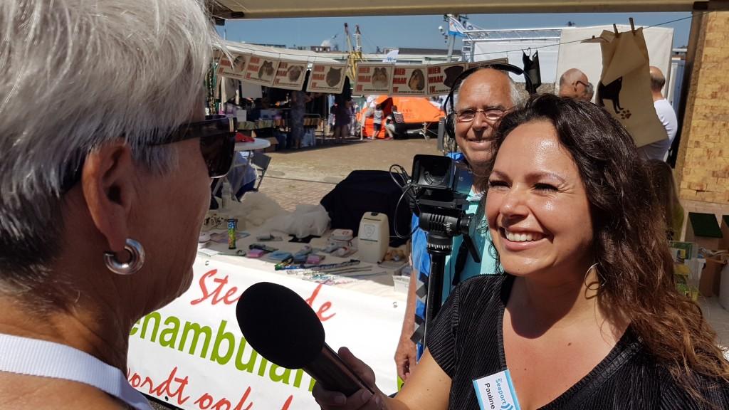 Koop TV-zendtijd op het Havenfestival