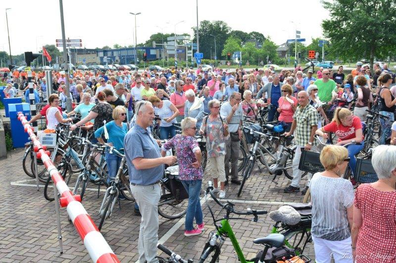 Geslaagde Rabobank Fietsdag in de IJmond