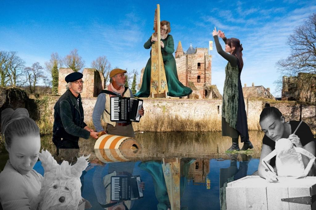 Verhalenfestival op Ruïne van Brederode