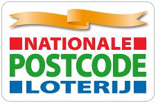 Straatprijs Postcode Loterij in IJmuiden