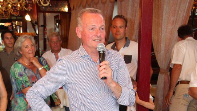 Burgemeester: let op elkaar bij Dorpsfeest Santpoort