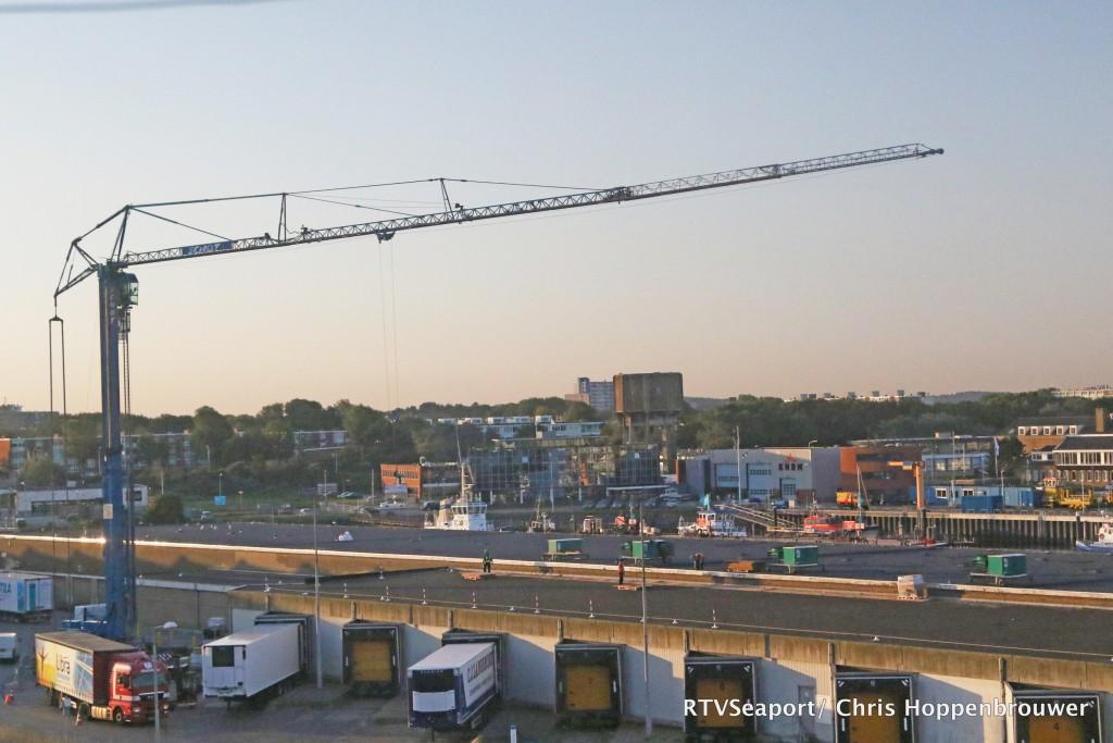 2018-09-20 Zeehaven krijgt zonnepanelen - 1