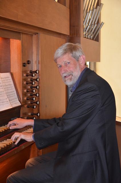 Orgelconcert in de Nieuwe Kerk
