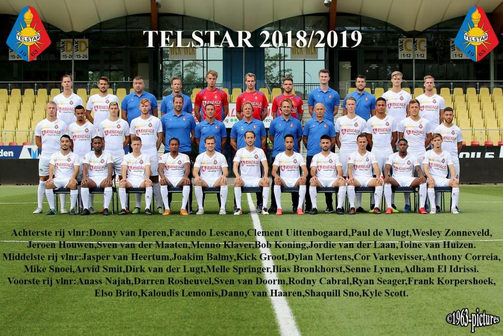 Telstar onderuit tegen koploper Cambuur