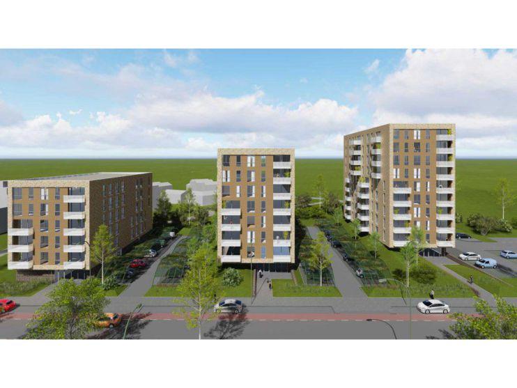 Woningbedrijf wil snel bouwen aan Orionweg