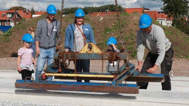 Bouw carréwoningen De Binnenhaven officieel van start