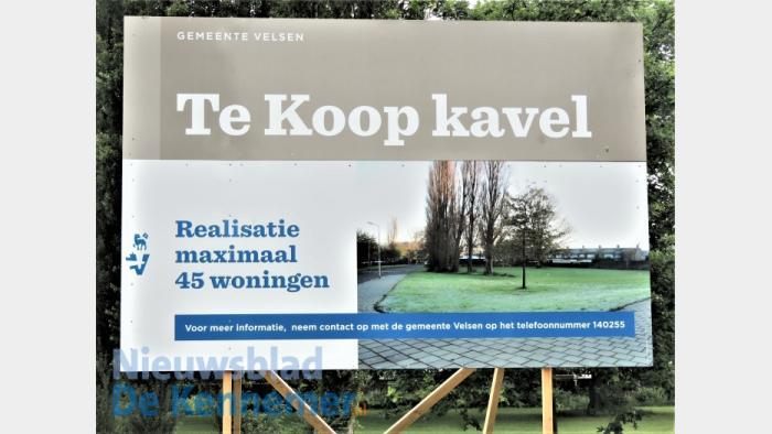 45 nieuwe woningen in Velsen-Noord