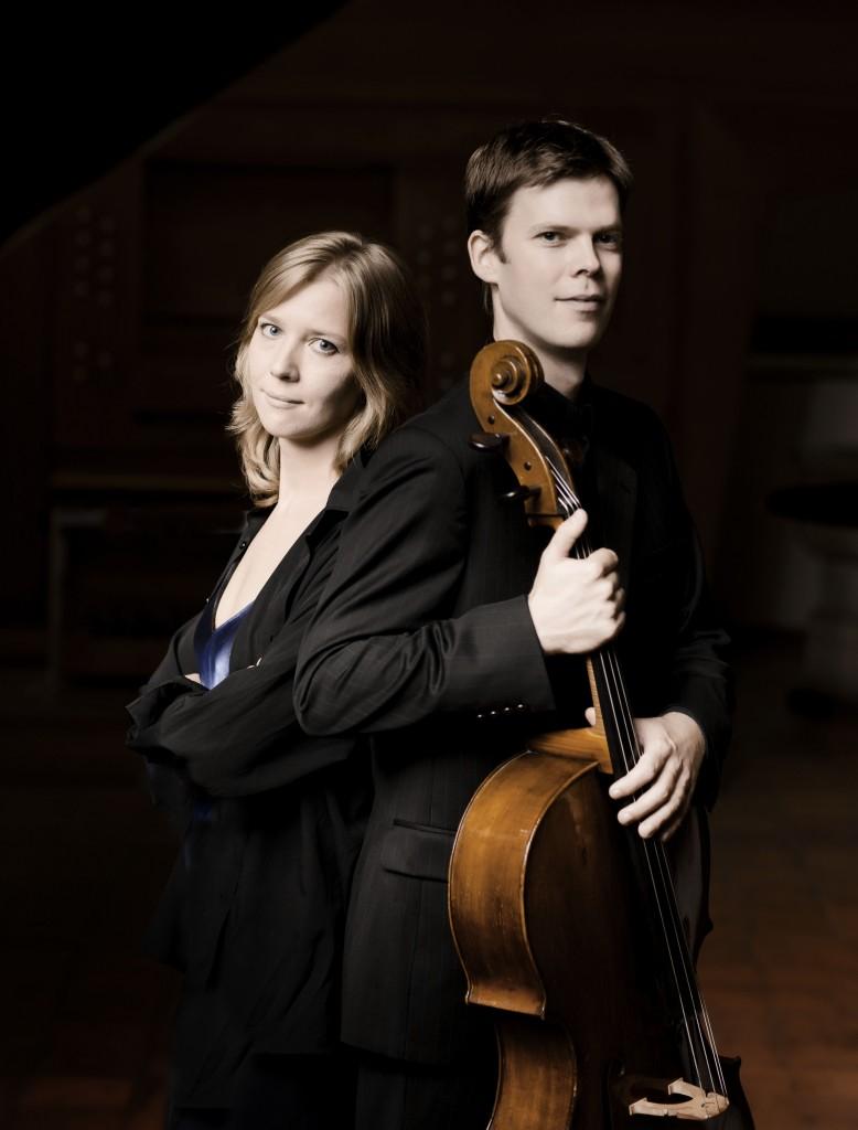 Twee meesterlijke cello-piano duo's in 't Mosterdzaadje.