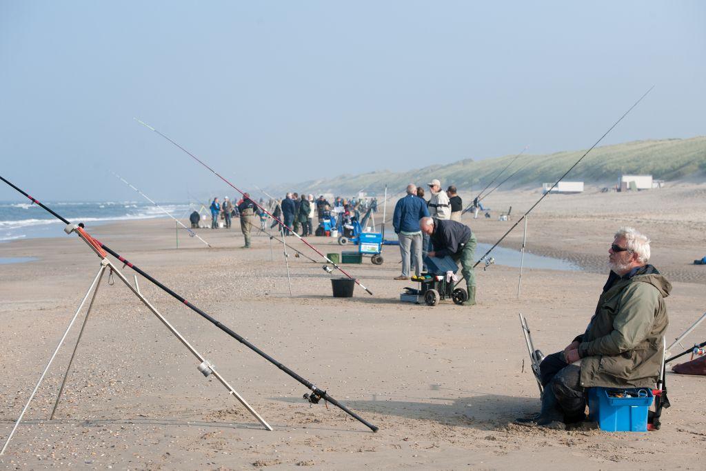 Inschrijven voor zeeviswedstrijd