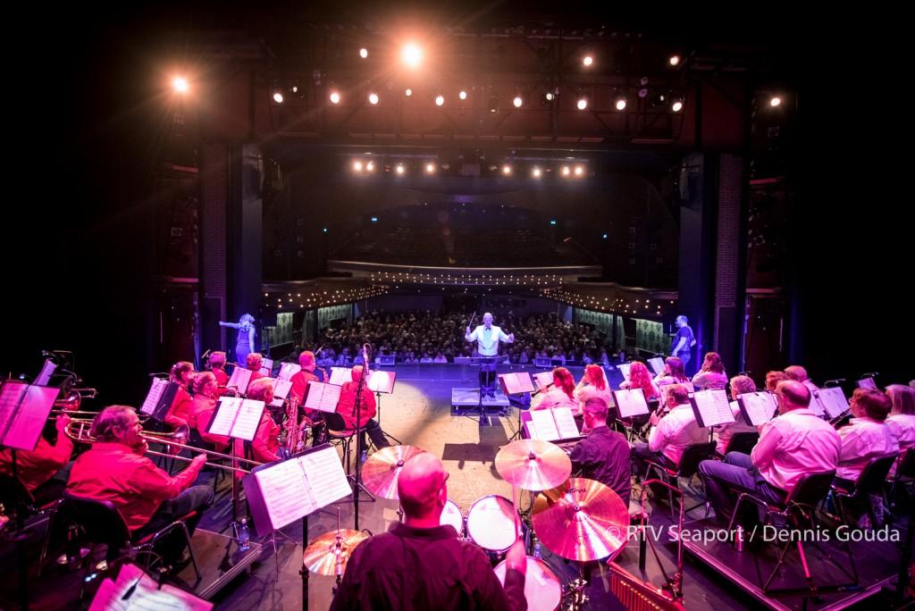 IJHmusementorkest goed op dreef tijdens Pop Proms 2018