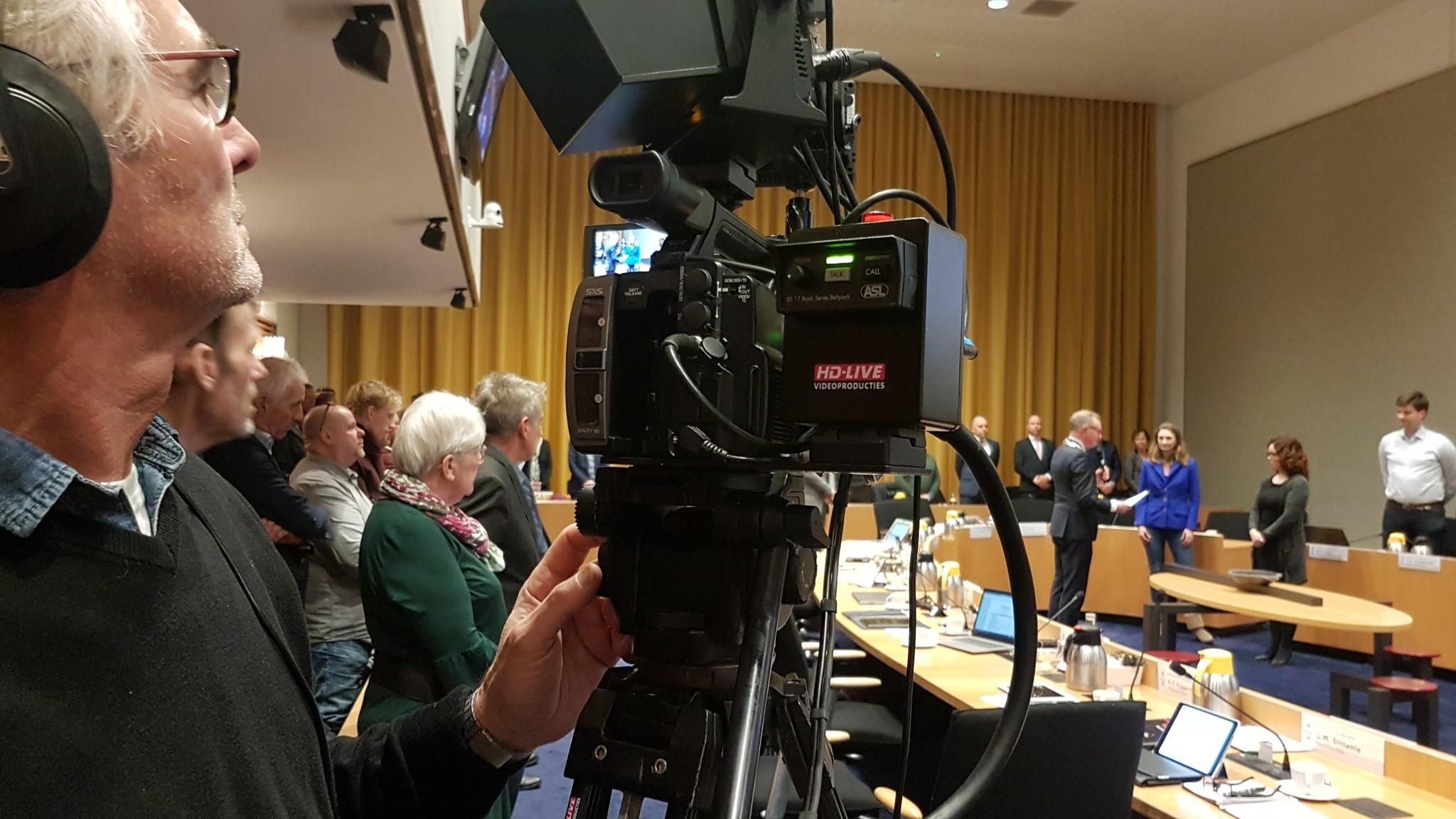 Vier interviews rond raad 31 januari