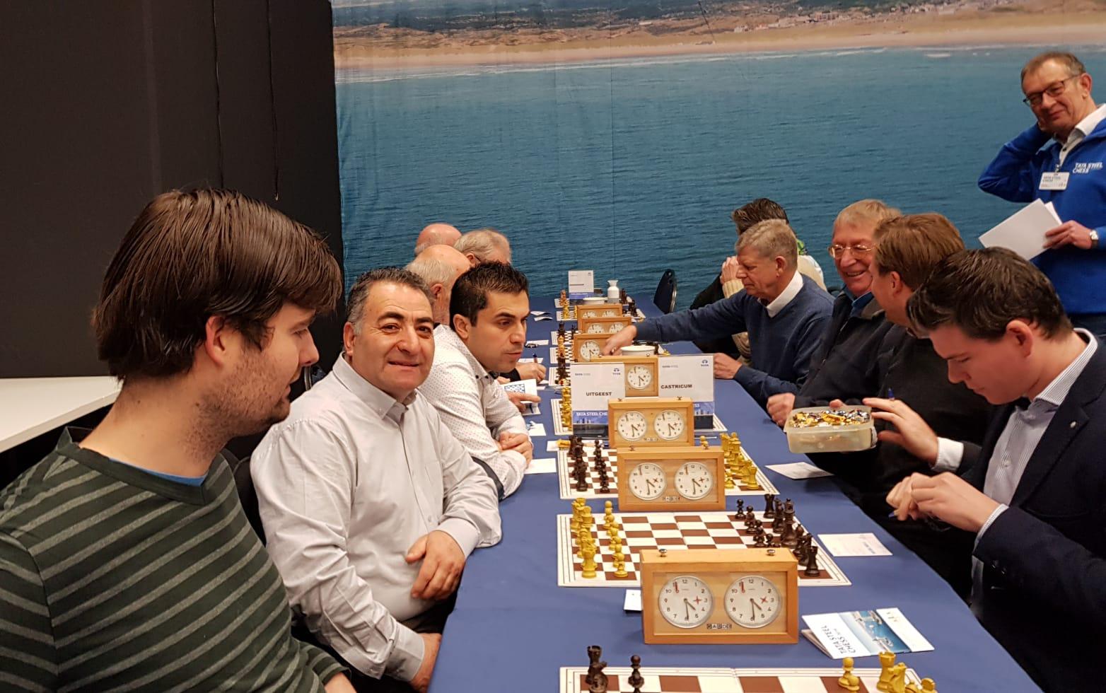 Tata Steel Chess Tournament van start