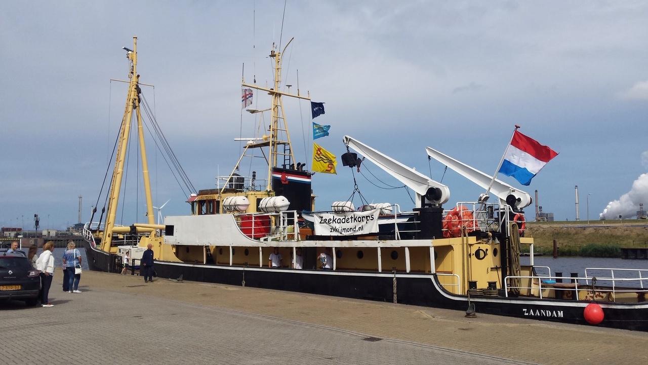 Open dag aan boord van de Zaandam