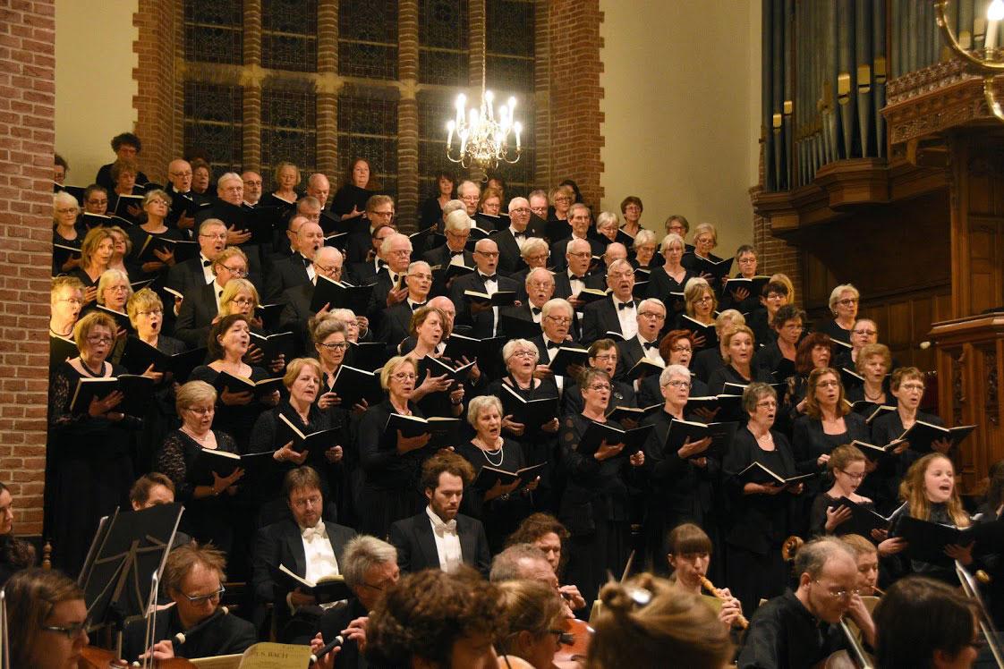 Matthäus Passion in de Nieuwe Kerk