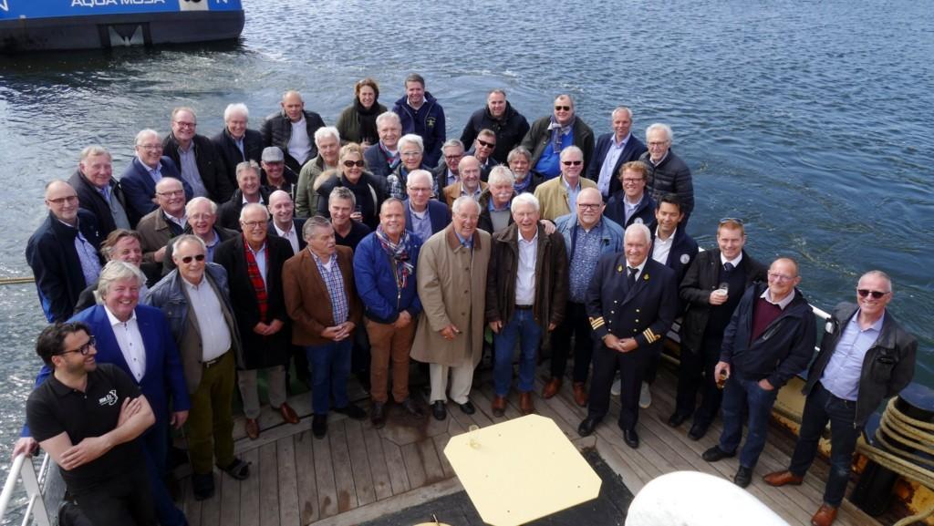 Nautische Sociëteit IJmond bestaat 25 jaar
