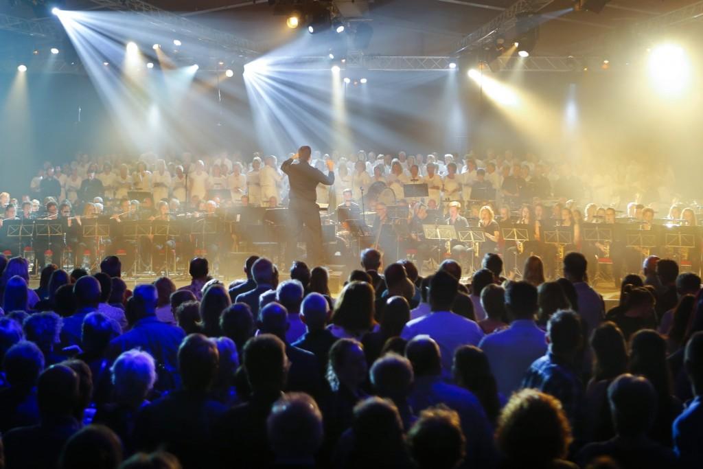 Soli steelt show met imponerende Night