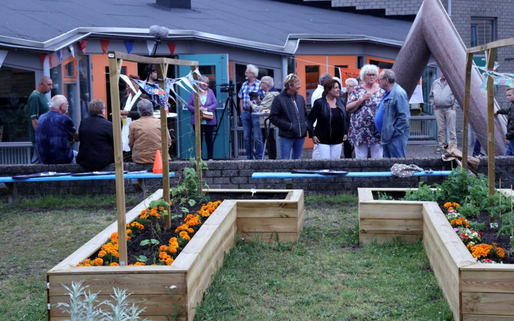 2019-06-05 Opening tuin Dwarsligger - 1