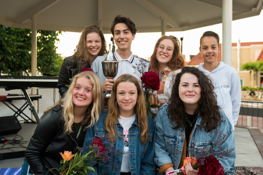 Video: Santpoort barst van het talent