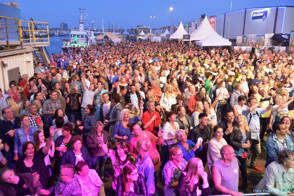 Havenfestival; Hoofdpodium