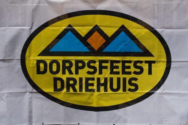 Foto impressie Dorpsfeest Driehuis