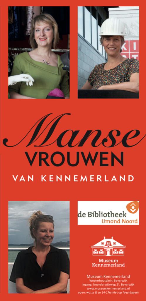 Manse vrouwen van Kennemerland