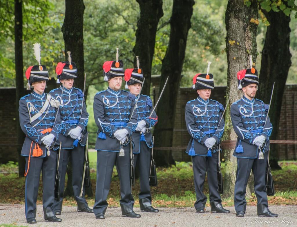 beëdiging militairen Beeckestijn (2)