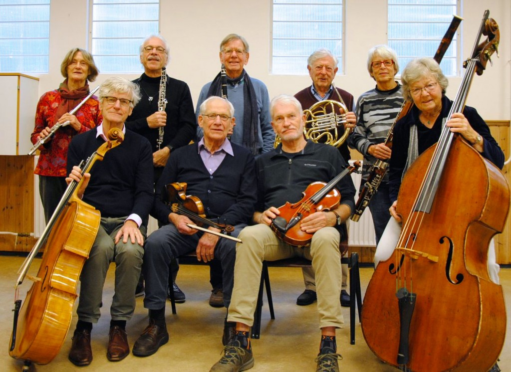 Concert in de Dorpskerk in Santpoort