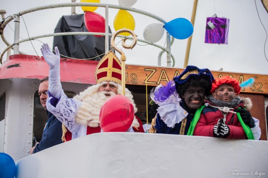 Aankomst Sinterklaas 2019