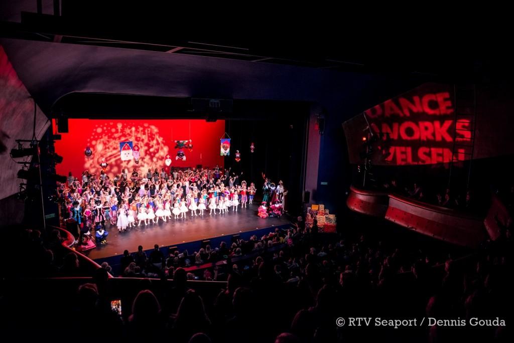 De Sintshow: Één groot feest!