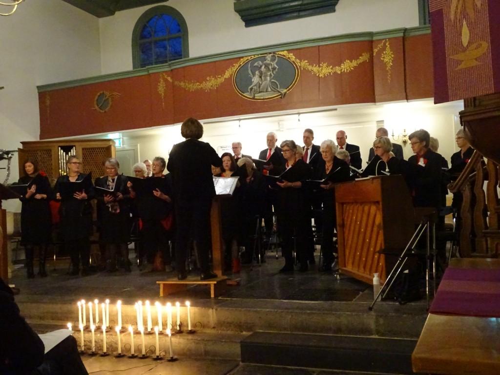 Christmas Caroldienst in Velsen-Zuid