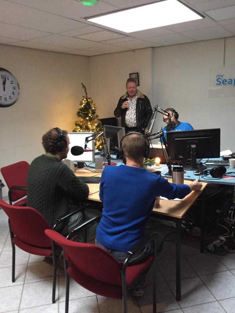 Kerst radioprogramma van start