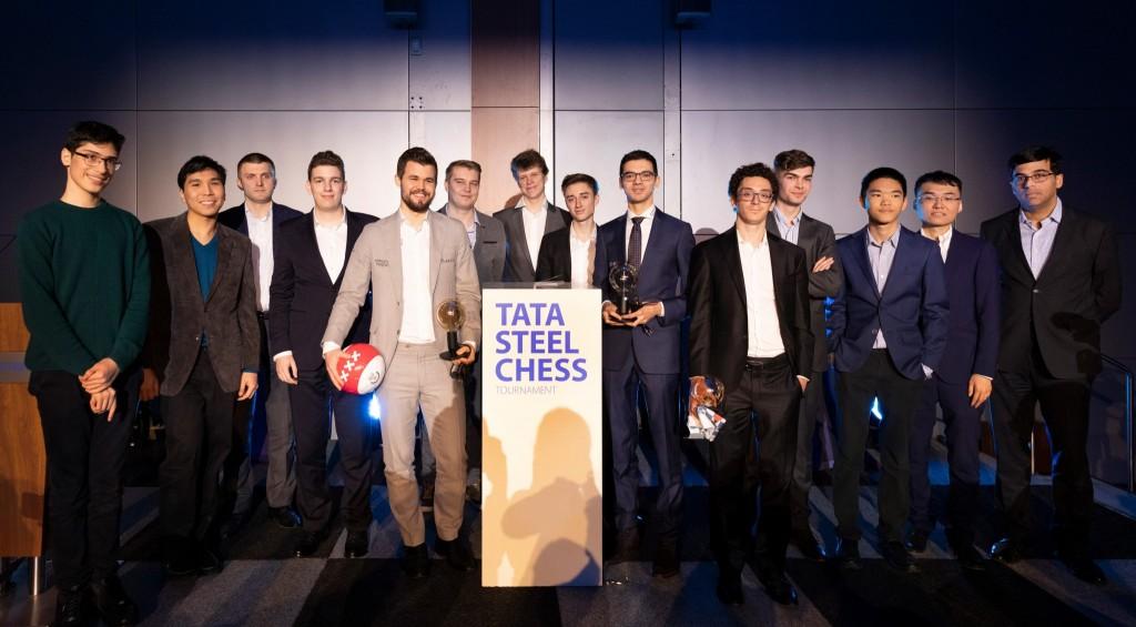 Tata Steel Chess Tournament 2020 geopend