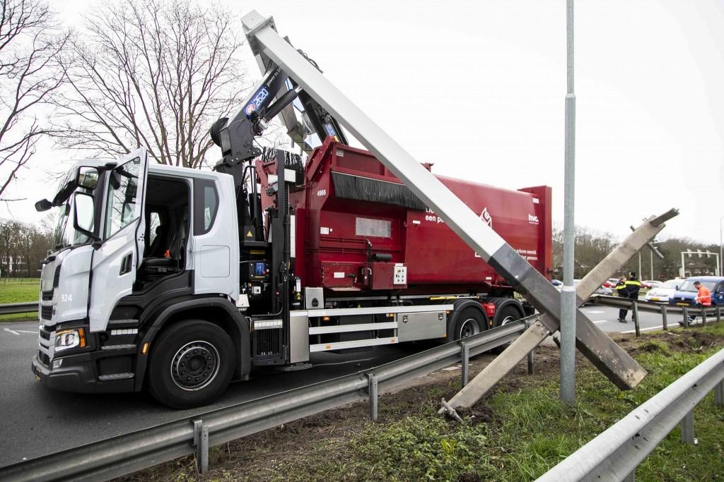 HVC vrachtwagen wegbewijzering NieuwsFoto (9)