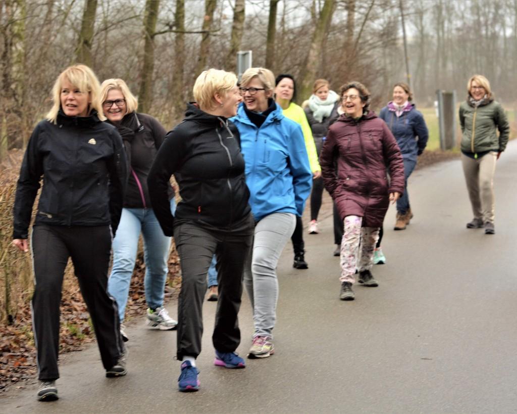 Actief wandelen met deWandelbootcamp
