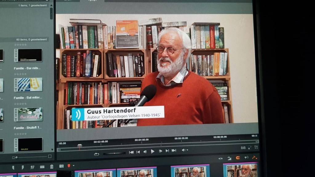Lezing Guus Hartendorf op RTV Seaport op 4 en 5 mei