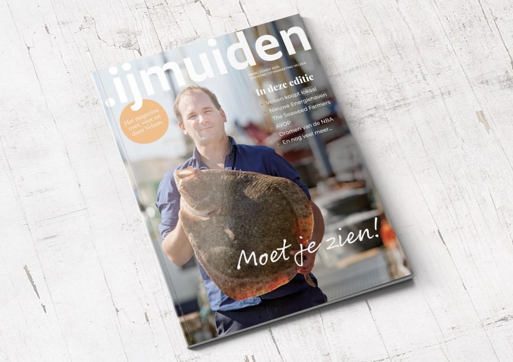Zesde .IJmuiden magazine