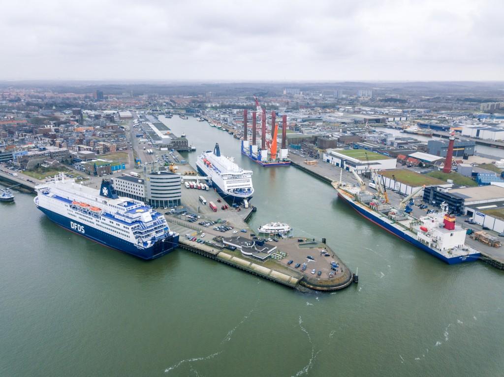 Cruiseferry's DFDS IJmuiden – Newcastle blijven varen