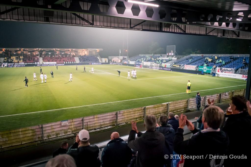 Beperkt publiek toegestaan bij Telstar -Jong PSV