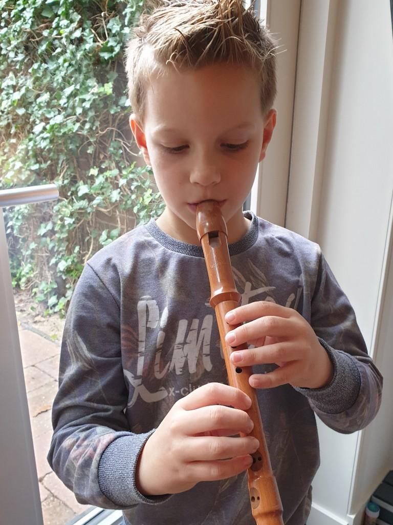 Blokfluit spelen voor een muzikale toekomst