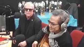 Video live optreden Oscar Benton tijdens Kerstmarathon 2018