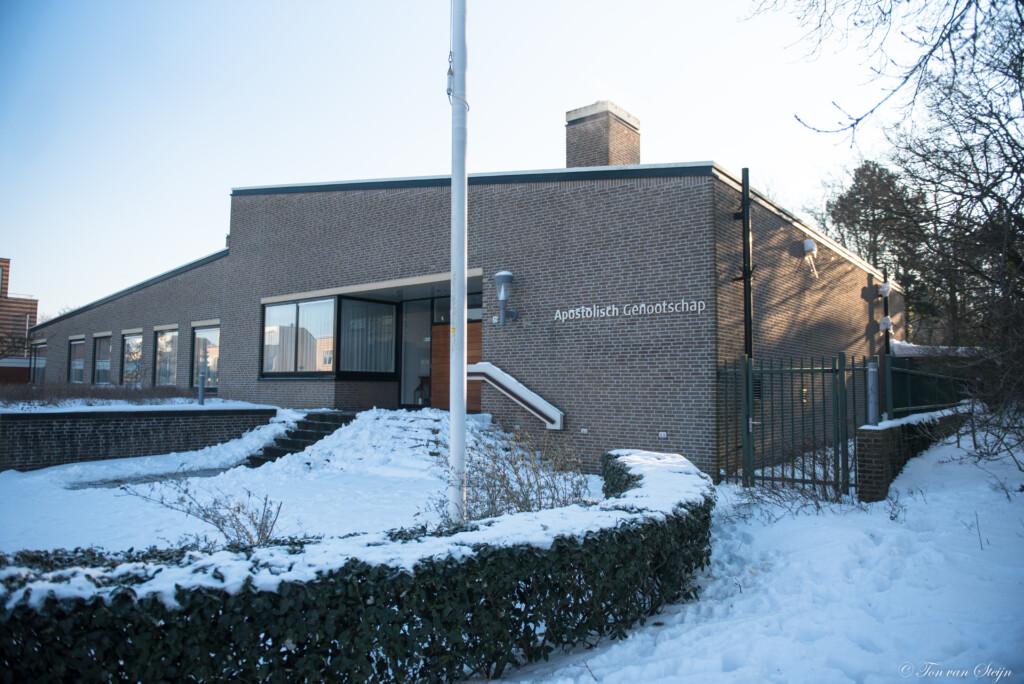 Nieuwe directeur Pieter Vermeulenmuseum kijkt uit naar verhuizing van Driehuis naar Zeewijk.