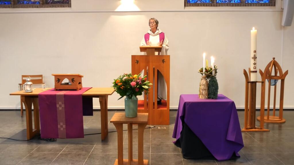 Online kerstvieringen bij de Dorpskerk  en Het Kruispunt